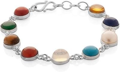 Narayan Religious Shopee Stone Beads Bracelet