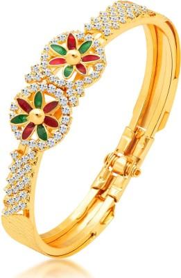 Sukkhi Alloy Yellow Gold Kada