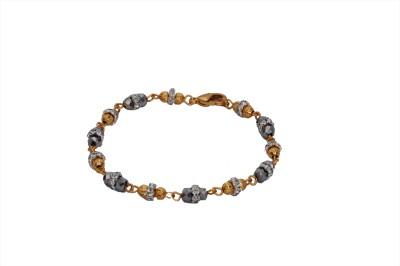 Ankur Brass Bracelet