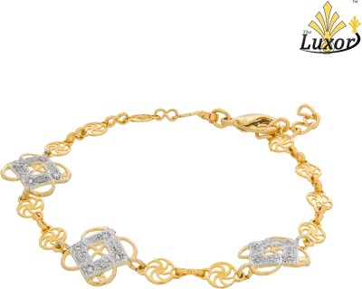 Luxor Alloy Bracelet