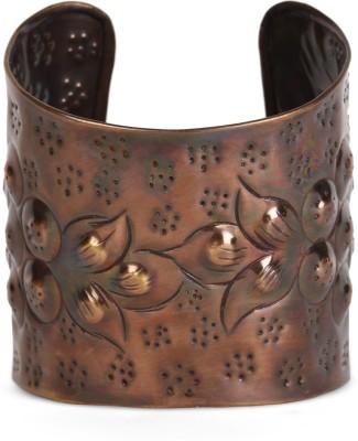Supriya Brass Cuff