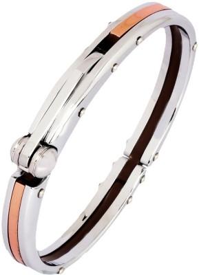 the jewelbox Stainless Steel Silver Kada