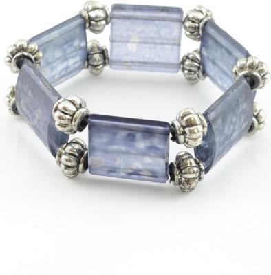 Foppish Mart Plastic Crystal Bracelet