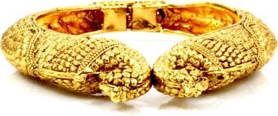 Alysa Copper, Silver Yellow Gold, Rhodium Kada