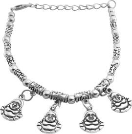 Jewelz Metal Charm Bracelet