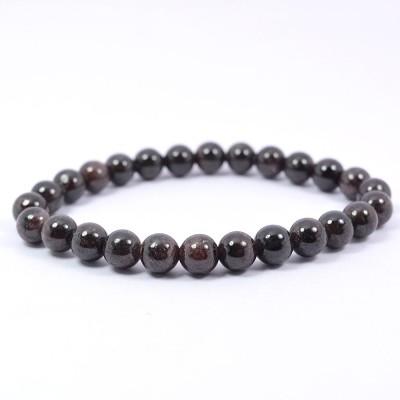 Reiki Crystal Products Stone Garnet Bracelet