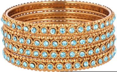Shopkarde Jewellery Brass Bangle Set