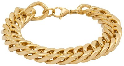 Dare for Voylla Stainless Steel Rhodium Bracelet at flipkart