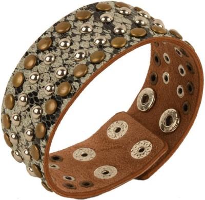 Tiekart Leather Bracelet