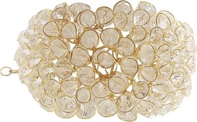 Gajraula Crafts Alloy Yellow Gold Bracelet