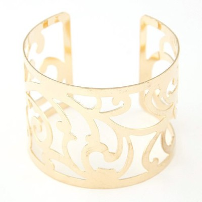 The Sparkle Connection Alloy Cuff