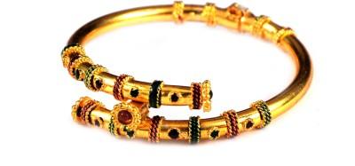 Luxor Alloy Yellow Gold Kada