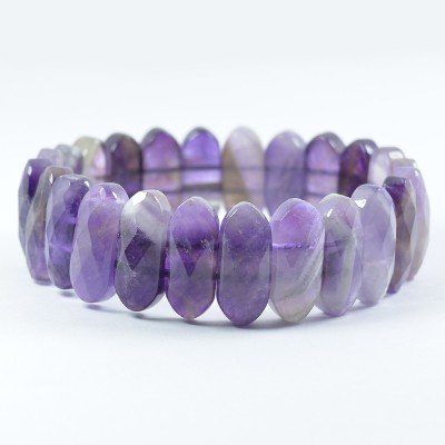 Reiki Crystal Products Stone Amethyst Bracelet