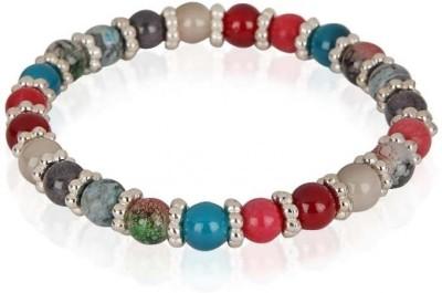 Trendy Baubles Metal Rhodium Bracelet