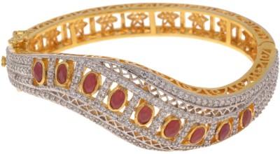 Parshwa Jewellery Brass Yellow Gold Bracelet