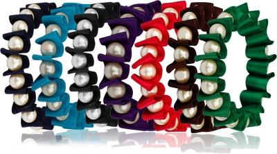 Khatte Meethe Desires Fabric Bracelet Set