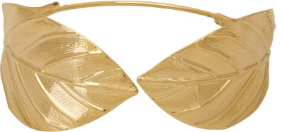 Adwitiya Collection Copper 10K Yellow Gold Bracelet