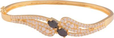 Ganapathy Gems Copper Cubic Zirconia Copper Bracelet