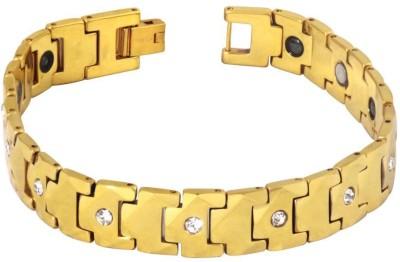 the jewelbox Tungsten Cubic Zirconia Bracelet
