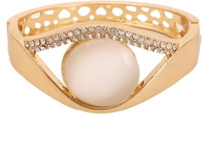 Jewel Touch Alloy Opal Bracelet