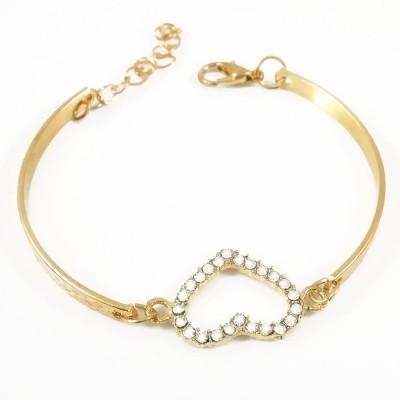 French Aura Alloy Bracelet