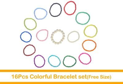 Padmas Jewellery Crystal Bracelet Set