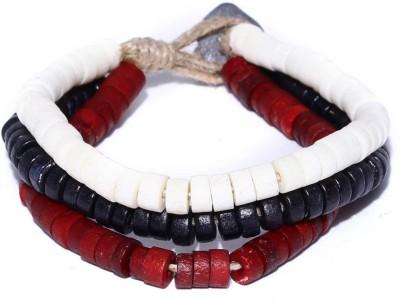ToniQ Fabric Bracelet Set