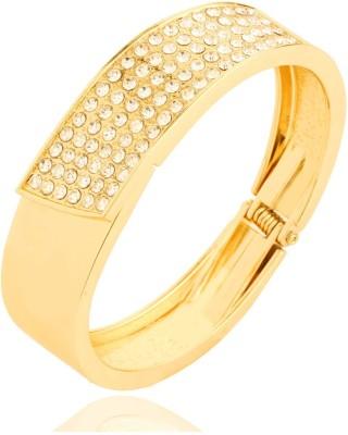Bling N Beads Alloy, Metal 18K Yellow Gold Bracelet