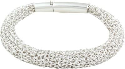 Dilan Jewels Silver Moissanite Silver Bracelet