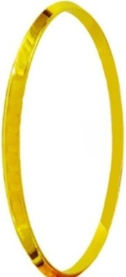 Gruvi Enterprises Yellow Gold 22K Yellow Gold Kada