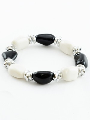 Foppish Mart Ceramic Beads Bracelet