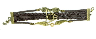 Cilver Fashion Bronze Brass Bracelet