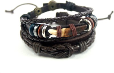 Streetsoul Leather Bracelet Set