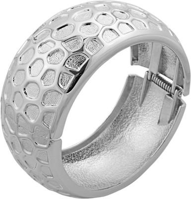 Silvery Metal Bracelet