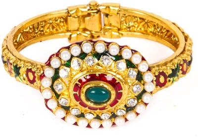 Subh Alloy Yellow Gold Bracelet