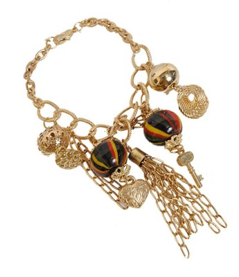Kenway Retail Glass, Metal Brass Bracelet