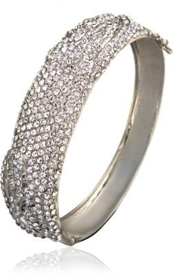 Eclat Brass Rhodium Bracelet