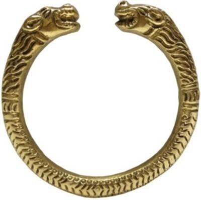 Monil Brass Kada