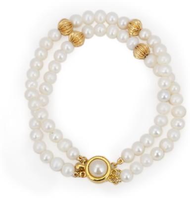 DD Pearls Alloy Pearl Bracelet