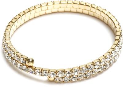 Kion Style Alloy Crystal Bracelet