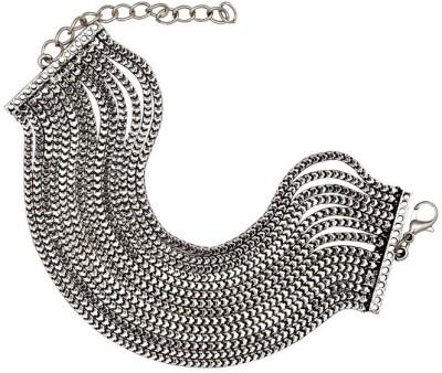 The Sparkle Connection Alloy Bracelet