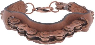 the jewelbox Leather Bracelet