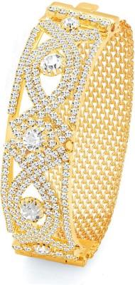 Sukkhi Alloy Yellow Gold Bracelet