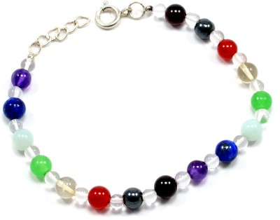 Silvesto India Stone Bracelet