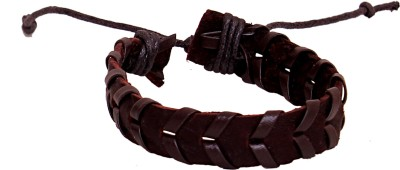 P&Q Leather Bracelet