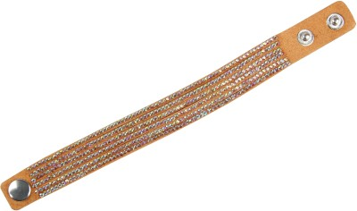 Via Harp Metal Bracelet