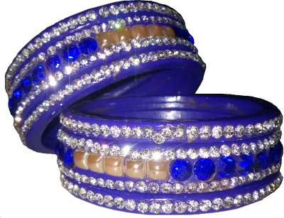 Pragya Creations & Collections Lac Bangle Set