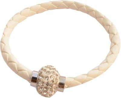 Foppish Mart Leather Bracelet