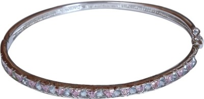 Dadu Diamonds Sterling Silver Bracelet