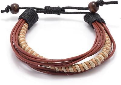 Voylla Leather Bracelet